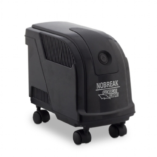 NOBREAK  OFFICE SECURITY MONOVOLT 1000 VA PRETO FORCELINE